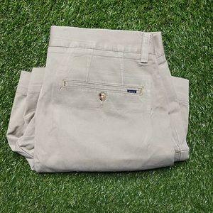 "Polo Khaki Shorts Classic Fit 6"" Inseam"